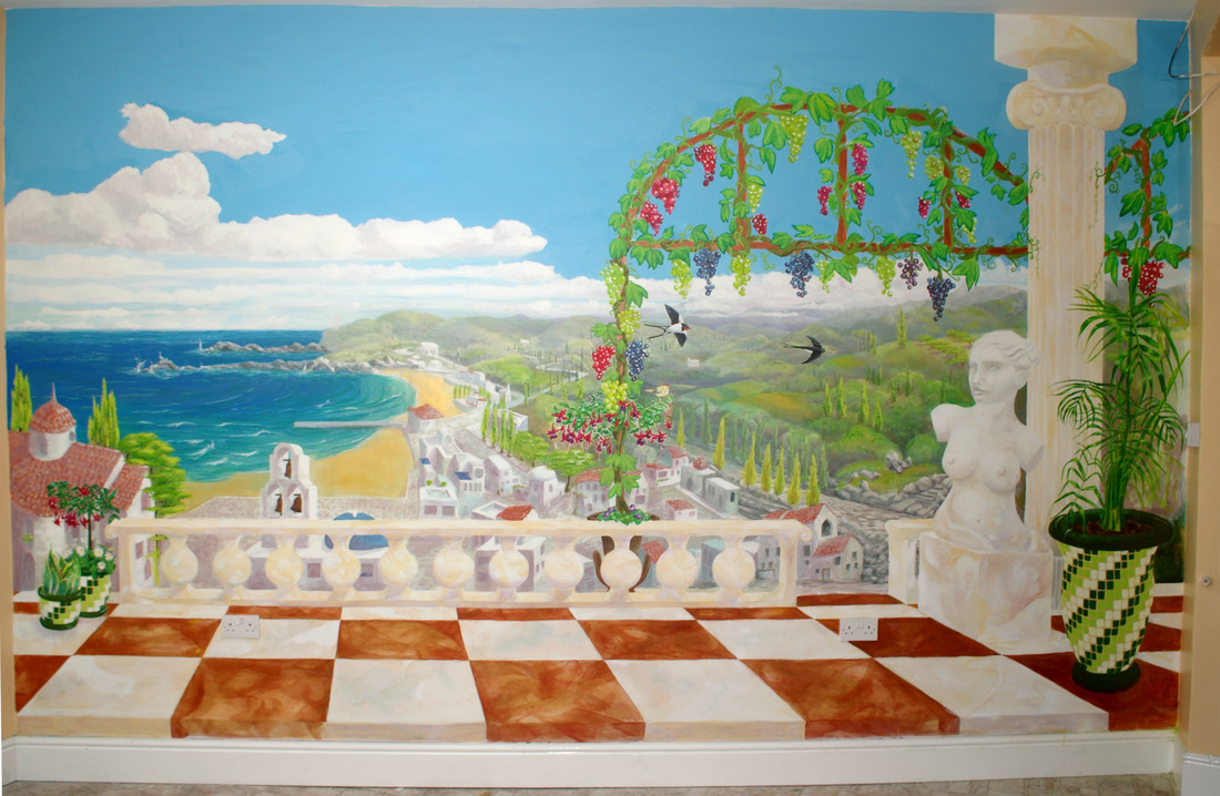 murals master plan murals. Black Bedroom Furniture Sets. Home Design Ideas